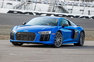 2018 Audi R8 Coupe Review