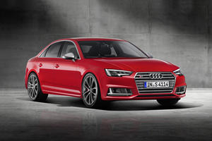 2018 Audi S4  Review