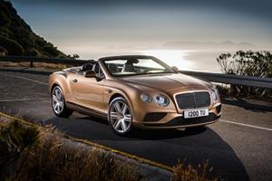 2018 Bentley Continental GT Convertible Review