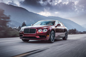 2018 Bentley Flying Spur Review