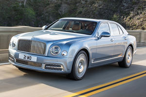 2018 Bentley Mulsanne  Review
