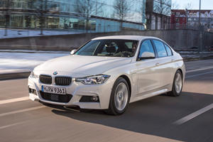 2018 BMW 3 Series Plug-in Hybrid Review