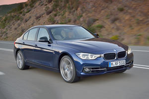 2017 BMW 3 Series Sedan Review