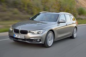 2017  BMW 3 Series Sports Wagon  Review