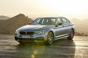 2018 BMW 5 Series Review