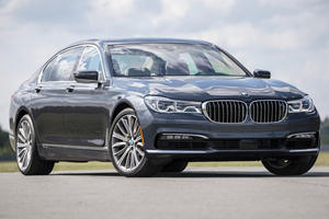 2019 BMW 7 Series Review