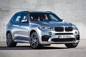 2018 BMW X5 M Review