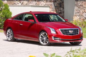 2017 Cadillac ATS Coupe Review