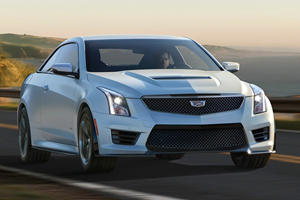2018 Cadillac ATS-V Coupe Review