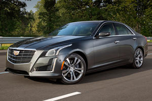 2017 Cadillac CTS Review