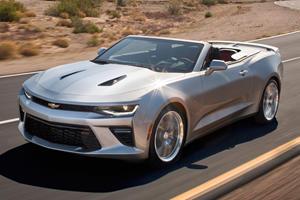 2018 Chevrolet Camaro Convertible Review