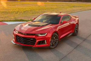 2018 Chevrolet Camaro ZL1 Coupe  Review