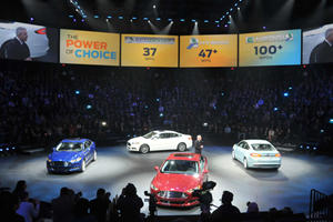 The Best New Production Cars from the 2012 Detroit Auto Show