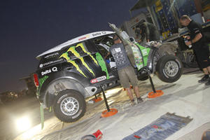 Dakar 2012: Robby Gordon Finishes Fifth After a Dramatic Second Week
