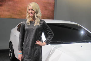 The Girls of the 2012 Detroit Auto Show