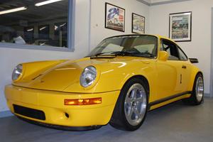 Unique of the Week: 1989 Porsche 911 Turbo RUF CTR Yellowbird