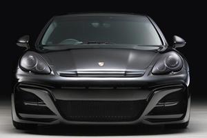 Wald International's Newest Black Bison: Porsche Panamera