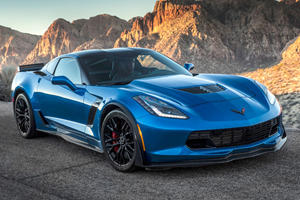 2018 Chevrolet Corvette Z06 Review