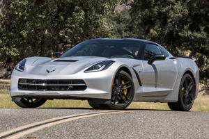 2018 Chevrolet Corvette Stingray  Review