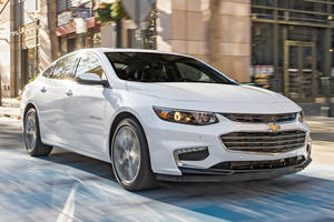 2017 Chevrolet Malibu Review