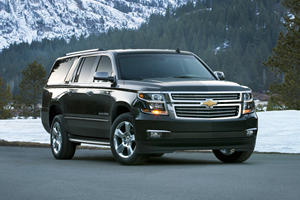 2018 Chevrolet Suburban Review