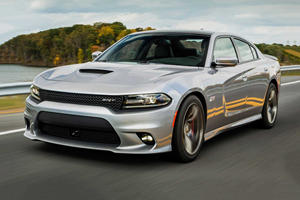 2018 Dodge Charger SRT Review