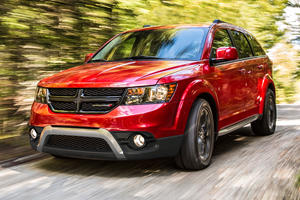 Compare Chevrolet Traverse vs Dodge Journey | CarBuzz