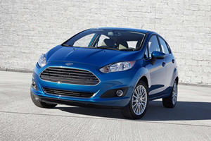 2017 Ford Fiesta Hatchback Review