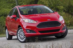 2017 Ford Fiesta Sedan Review
