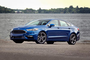 2018 Ford Fusion Review