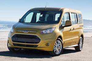 2017 Ford Transit Connect Van Review
