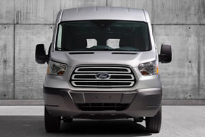 2019 Ford Transit Cargo Van Review