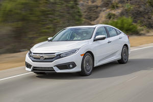 2018 Honda Civic Sedan  Review