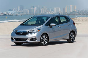 2018 Honda Fit Review