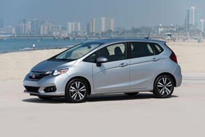 2019 Honda Fit Review