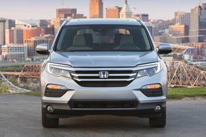 2018 Honda Pilot Review