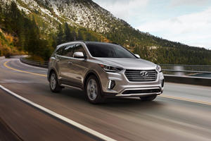 2018 Hyundai Santa Fe Review