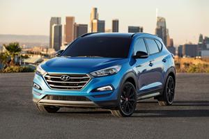 2018 Hyundai Tucson Review