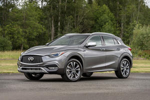 2018 Infiniti QX30 Review