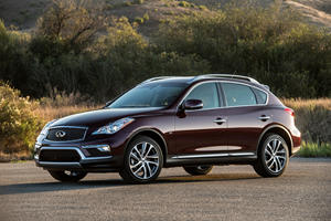 2017 Infiniti QX50 Review