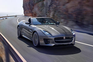 2018 Jaguar F-Type Convertible Review