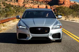 2020 Jaguar XF Sedan Review