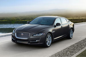 2018 Jaguar XJ Review