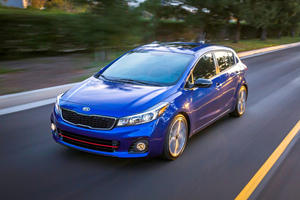 2018 Kia Forte5 Review