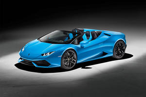 2018 Lamborghini Huracan Spyder Review