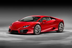 2017 Lamborghini Huracan RWD Coupe Review