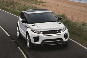 2018 Range Rover Evoque Review