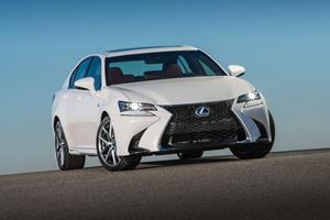 2018 Lexus GS Hybrid Review