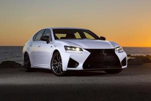 2018 Lexus GS F Review