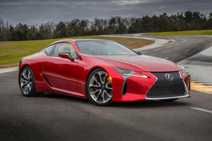 2018 Lexus LC Review